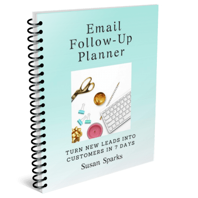 Email follow up planner - turn new leads into customers