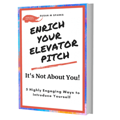 Enrich Your Elevator Pitch